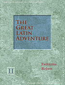 The Great Latin Adventure Level II Student Book